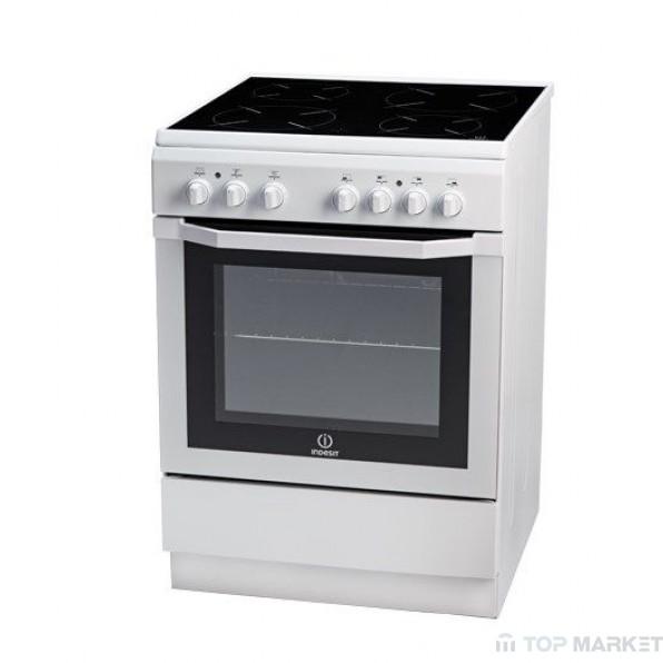 Готварска печка INDESIT I6VMH2A W