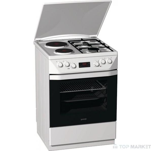 Готварска печка Gorenje K67306BW