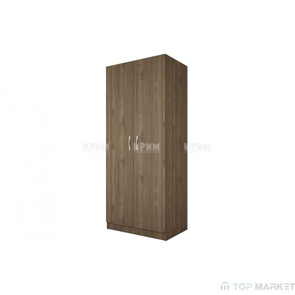 Двукрилен гардероб City 1007