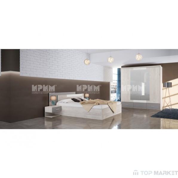Спален комплект City 7005