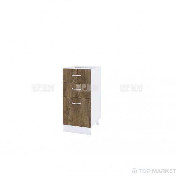 Долен шкаф City БЛ-227