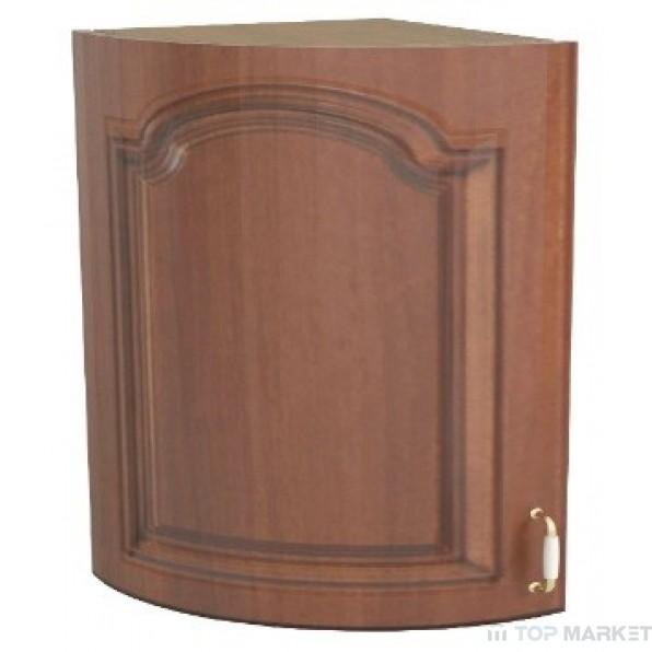 Шкаф горен В 30x72 дв заоблен Oreh