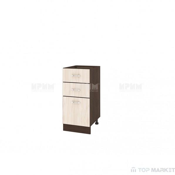 Долен шкаф City ВА-27