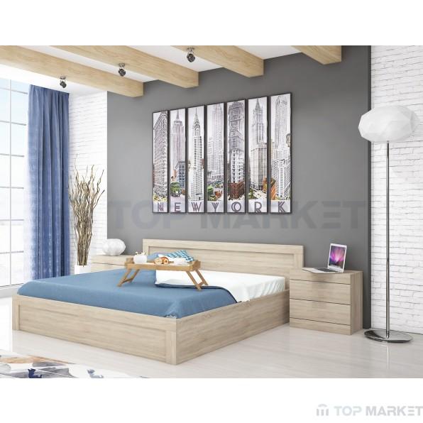 Спален комплект City 205
