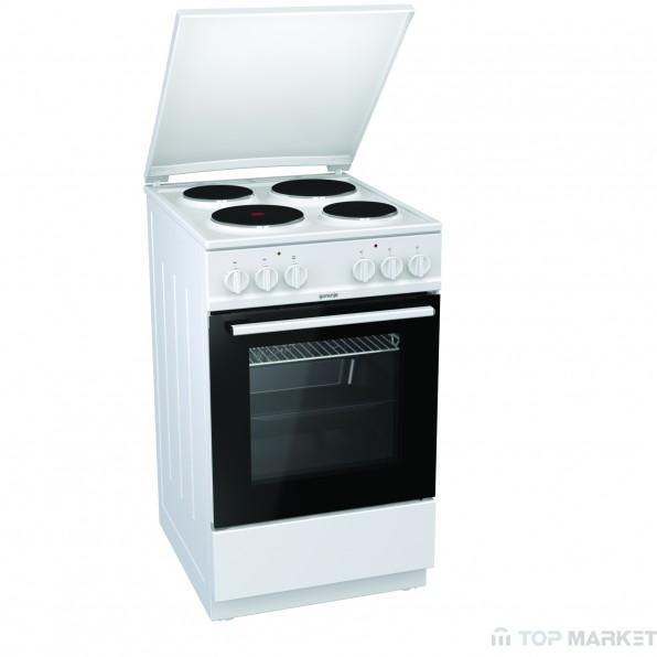 Готварска печка Gorenje E5121WH