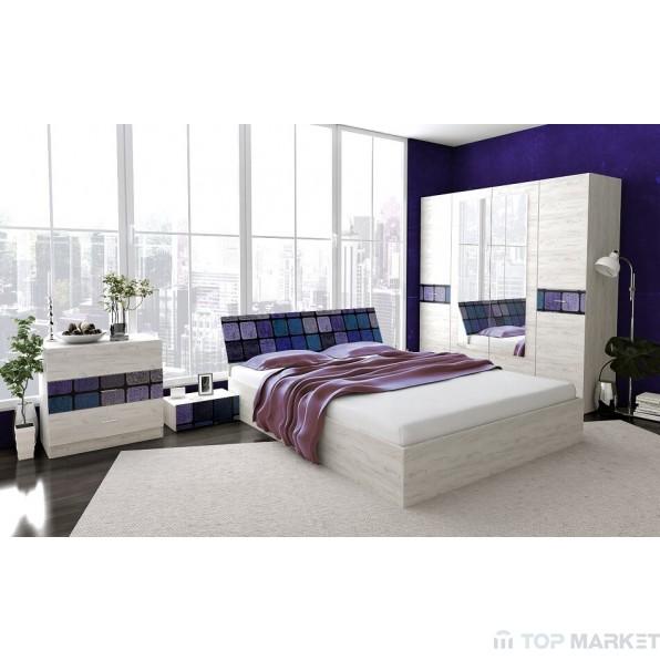 Спален комплект Капри 3