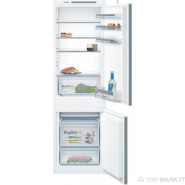 Хладилник-фризер BOSCH KIV86VS30 за вграждане