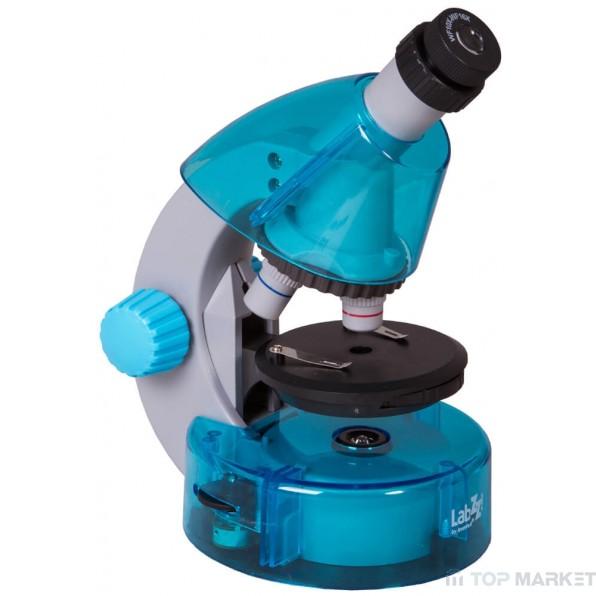 Микроскоп  LEVENHUK LabZZ M101 Azure