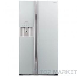 Двукрилен хладилник с фризер HITACHI R-S700GPRU2 (GS) Silver