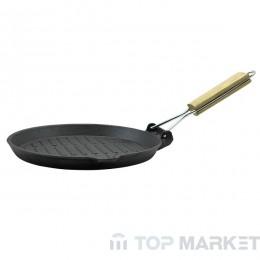 Тиган грил MUHLER MR-2617CI, 26 см