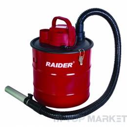 Прахосмукачка за пепел  RAIDER  1000W 18L WC02
