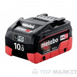 Акумулаторна батерия METABO 18 V 10.0 Ah LiHD