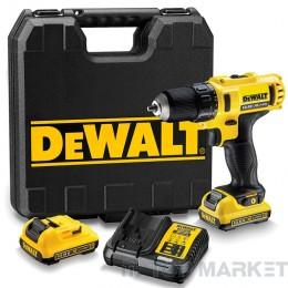 Акумулаторна бормашина DEWALT DCD710D2