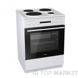 Готварска печка KORTING KE6141WPM 729335