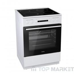 Готварска печка KORTING KEC6151WPG 729251