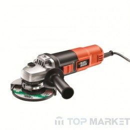 Ъглошлайф BlackDecker KG912 900W 125MM