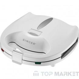 Сандвич мейкър SINGER SMD-800GP
