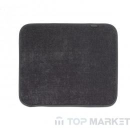 Микрофибърна подложка за съдове, Brabantia, Dark Grey