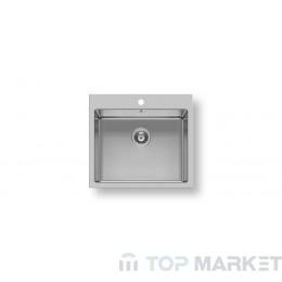 Мивка за вграждане Pyramis  Istros 1B 50х40