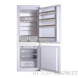 Хладилник с фризер за вграждане HANSA BK316.3FA