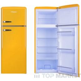 Хладилник-фризер HANSA FD 221.3Y горчица