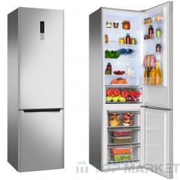 Хладилник с фризер Hansa FK3356.4DFZX