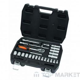 Комплект инструменти RAIDER CR-V GD 26 части