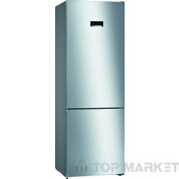 Хладилник-фризер BOSCH KGN49XIEA