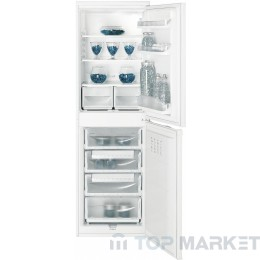 Хладилник фризер INDESIT CAA 55
