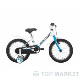 Велосипед SPRINT JESSIE 15BG1201 ALLOY 16 WHITE/BLUE