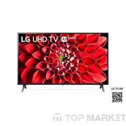 Телевизор 43 LG 43UN711C0ZB SMART