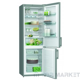 Хладилник с фризер Gorenje RK6191AX