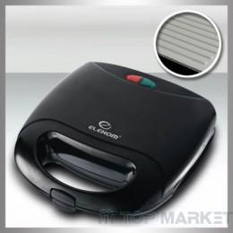 Тостер сандвич ELEKOM EK-1009 C