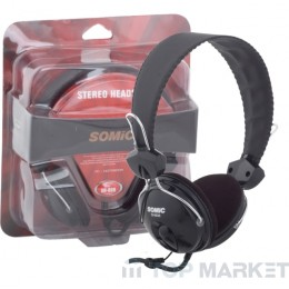 Слушалки  ПАСАТ HEADPHONES SH808-SOMIC