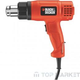 Пистолет за горещ въздух BLACK&DECKER KX1650