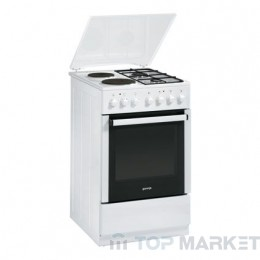 Готварска печка gorenje K55206AW2
