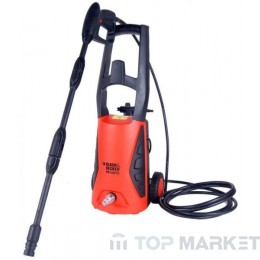 Водоструйка BLACK&DECKER PW1400TDK