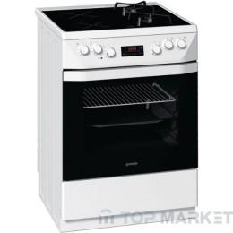 Готварска печка Gorenje KC67337BW