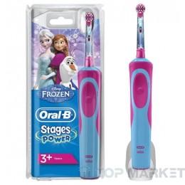 Елeктрическа четка за зъби BRAUN - Oral B D12 Frozen