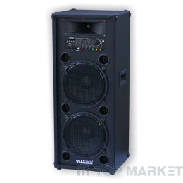 Колонки ПАСАТ BOOM BOX DS-2062U+ MP3 PLAYER +FM, АКТИВНА + ПАСИВНА