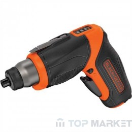 Акумулаторна отверка BlackDecker CS3653LC