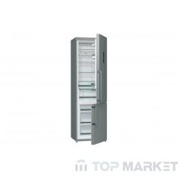 Хладилник фризер Gorenje NRK6203TX