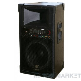 Колонки ПАСАТ BOOM BOX SP-2022V+ MP3 PLAYER +BLUETOOTH