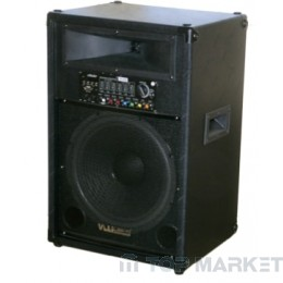 Колонки ПАСАТ BOOM BOX SP-2035V+ MP3 PLAYER +FM