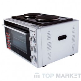 Готварска печка GAMALUX I-08HP-2 white