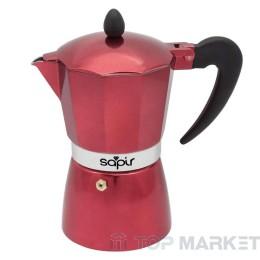 Кафеварка SAPIR SP 1173 I6R КУБИНСКА 6 чаши