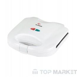 Тостер сандвич ELEKOM EK-7061 W