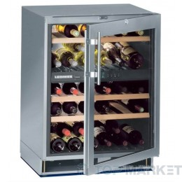 Виноохладител за вграждане Liebherr UWTes1672