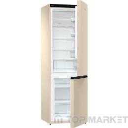 Хладилник-фризер GORENJE NRK6192CC4