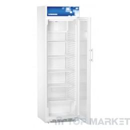 Хладилна витрина с динамично охлаждане и рекламен дисплей LIEBHERR FKDv 4203